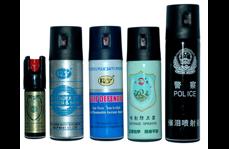 保安器材警用催泪器使用方式